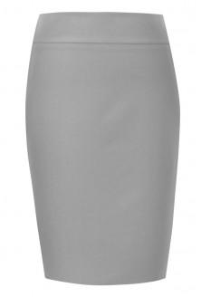 Spódniczka ołówkowa GRACE - kolor jasnoszary