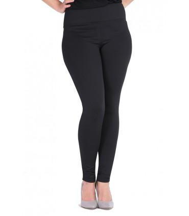 POLSKIE czarne antycellulitowe legginsy PUSH-UP - TESSA