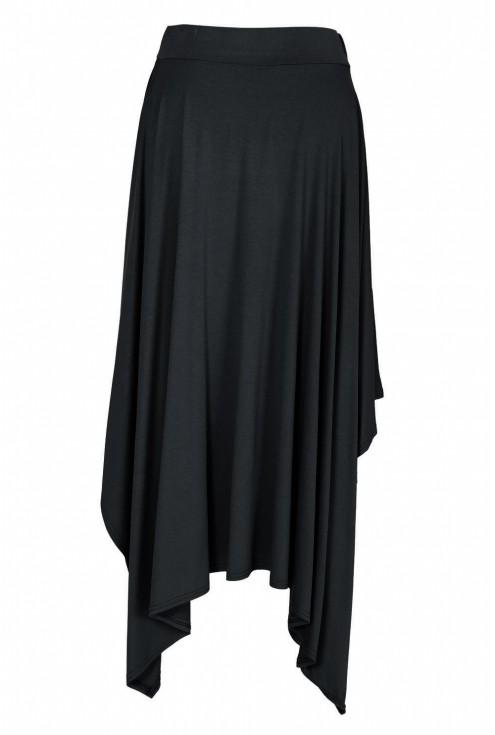 Czarna spódnica dzianinowa VICTORIA