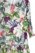 Jasna sukienka w kwiatki BELLFLOWER