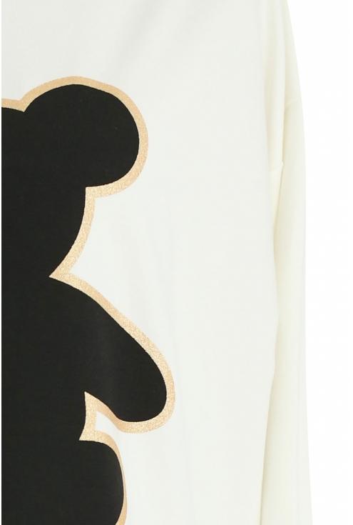 Kremowa bluza MIŚ