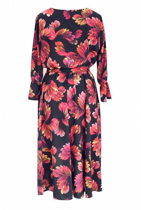 Kwiatowa sukienka DOLCE 4