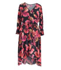 Sukienka w kwiatowy wzór DOLCE - MILTON