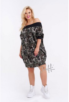 tunika sukienka hiszpanka moro plus size sklep xlka