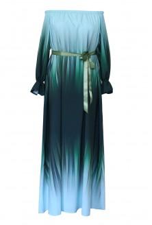 sukienka pandora ombre plus size