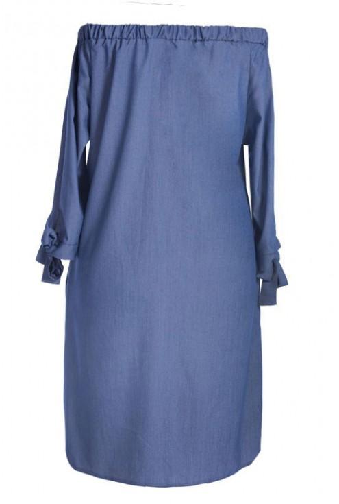 tył sukienki sofia xxl