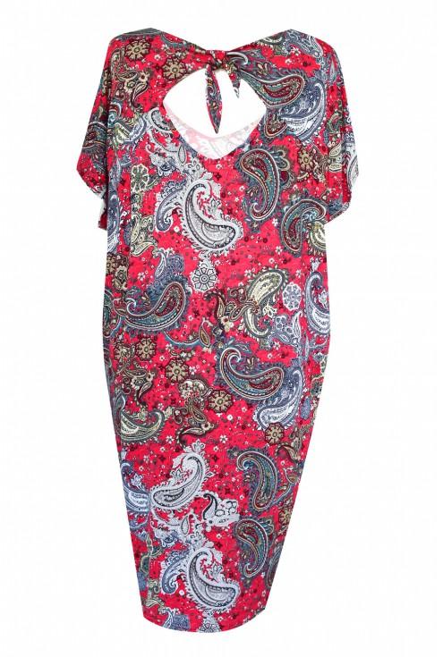 tył sukienki z kokardką 2