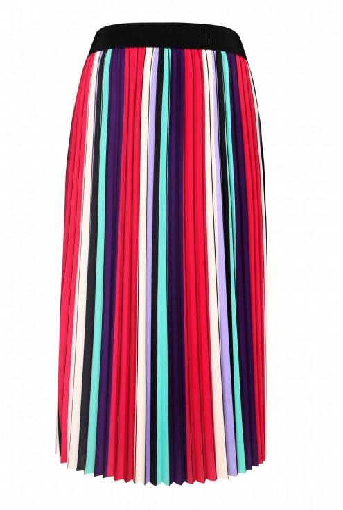 Plisowana spódnica w sklepie XL-ka