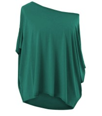 Butelkowa bluzka oversize - DAGMARA