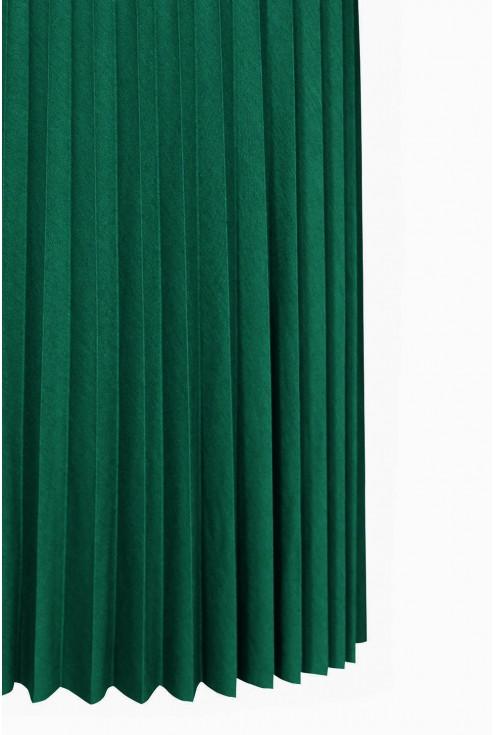 Zielona spódnica Roni - dół