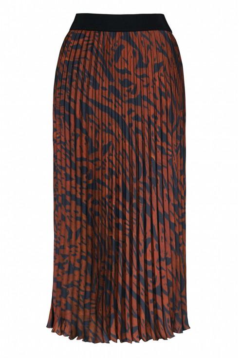 Spódnica plisowana - przód