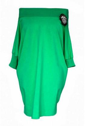 Zielona tunika hiszpanka xl