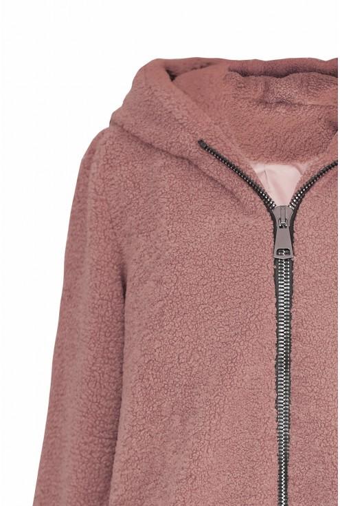 Wygodna kurtka-płaszczyk xxl