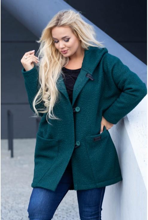 Płaszcz plus size xxl