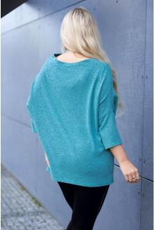 Sweterek w dużych rozmiarach dla kobiet plus size