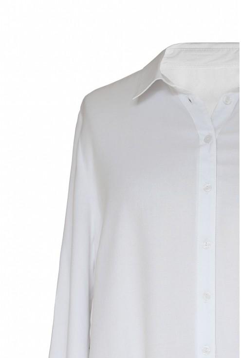 Biała koszula damska xxl