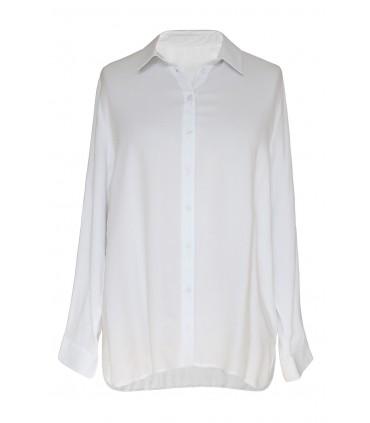 Biała koszula damska PAMELA