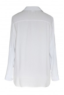Biała koszula damska xxxl