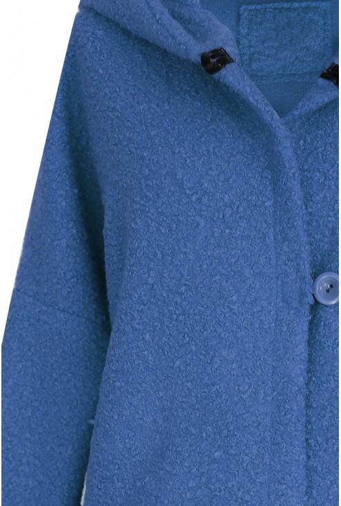 Wygodny płaszcz w rozmiarach plus size w sklepie XL-ka