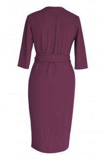Sukienka z wiązaniem xxl