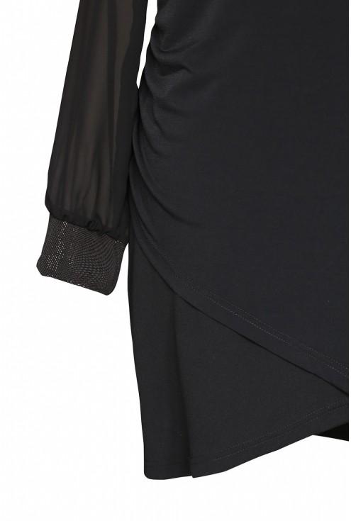 Zmysłowa sukienka xxl
