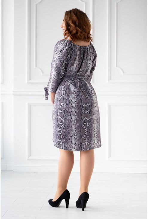 sukienka hiszpanka Elena xxl