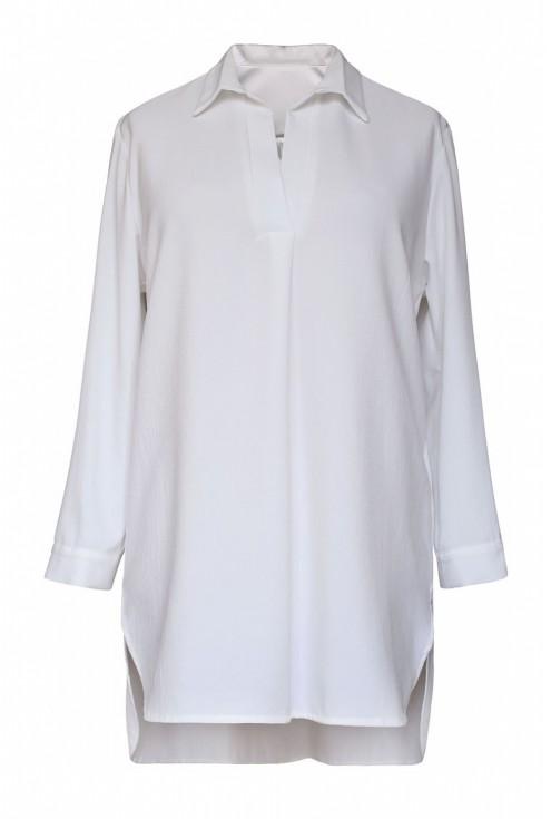 biała koszula SUSANITA duże rozmiary