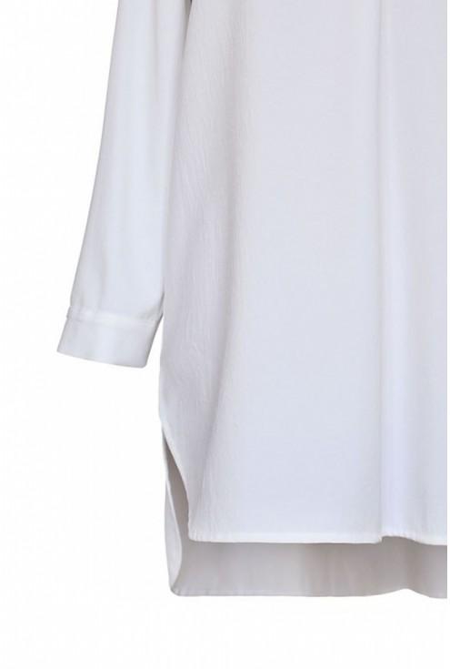 biała koszula duże rozmiary