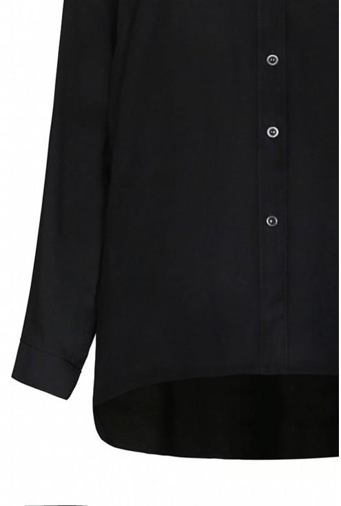 czarna koszula xxl