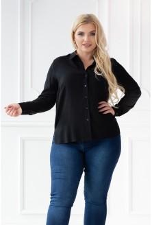 czarna koszula Pamela