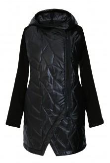 Czarna bluzo-kurtka SISSY xxl