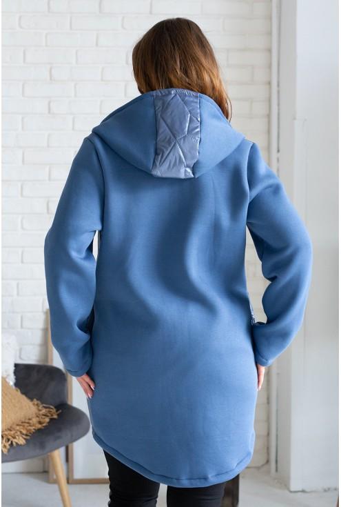 tył bluzy plus size xxl