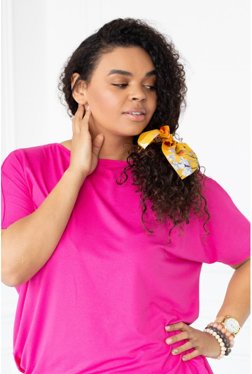 różowa bluzka xxl