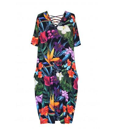 Sukienka w kwiaty - LOLITA