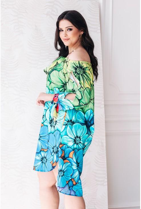 duże sukienki xlka
