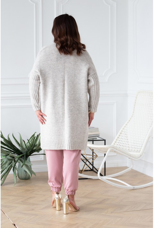 tył sweterek xxl