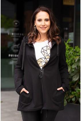 czarna bluza alizee