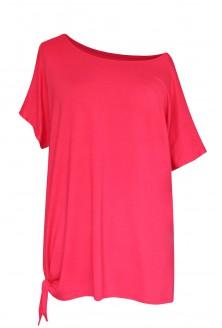 różowa bluzka deana