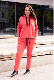 Grejpfrutowy dres xxl