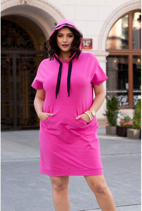 stylowa sukienka dla puszystych xl