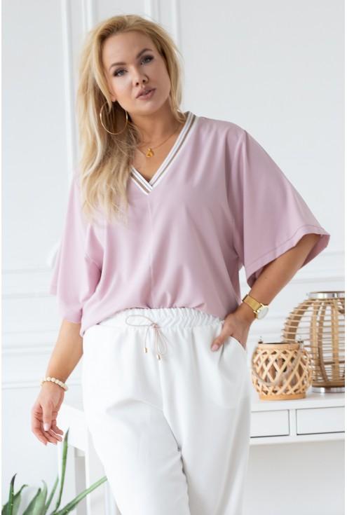 bluzka Brigitte duże rozmiary