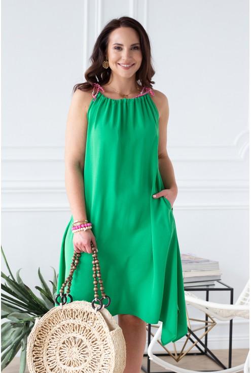 luźna sukienka xxl