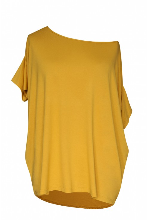 miodowa bluzka Dagmara xxl