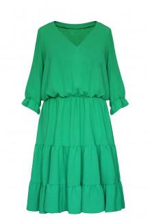 Jasnozielona sukienka Matilde XXL