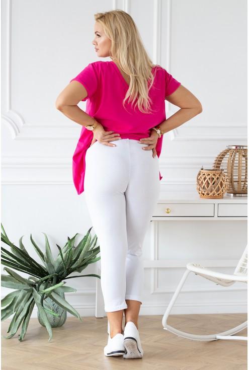 legginsy plus size dla kobiet xxl