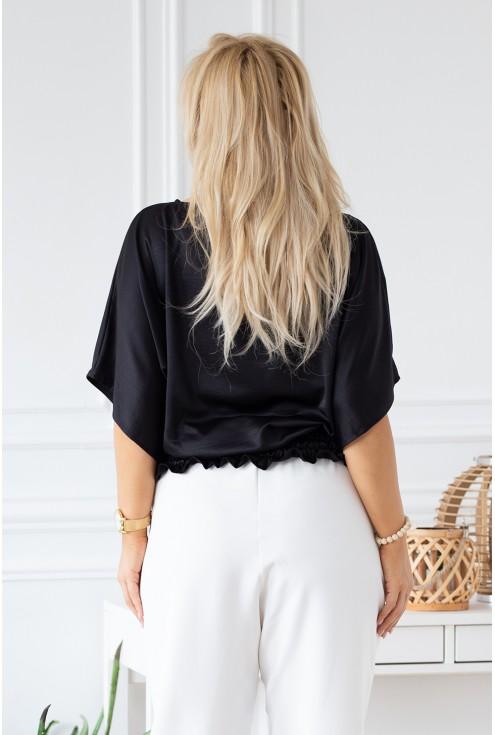 czarna bluzka Marielle xxl