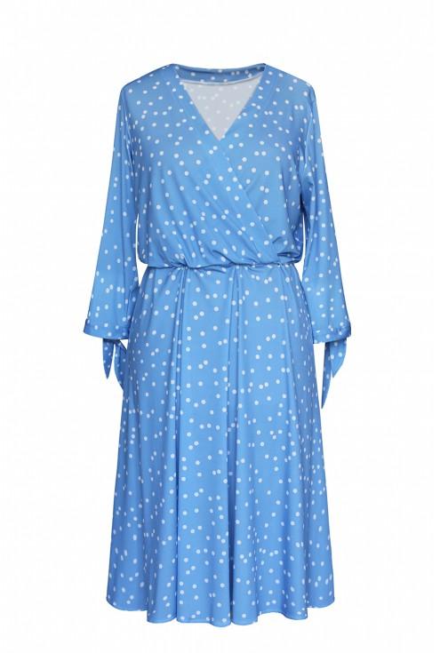 Baby blue sukienka Agathe xxl