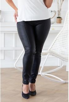 spodnie z eco skóry elen xxl