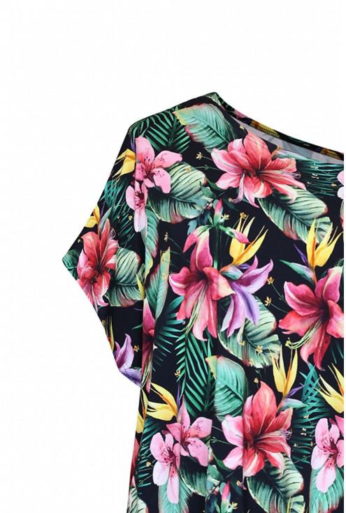 bluzka Victoria kwiat lilii
