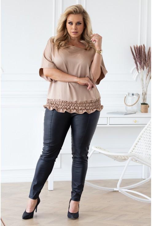 Marielle elegancka bluzka plus size
